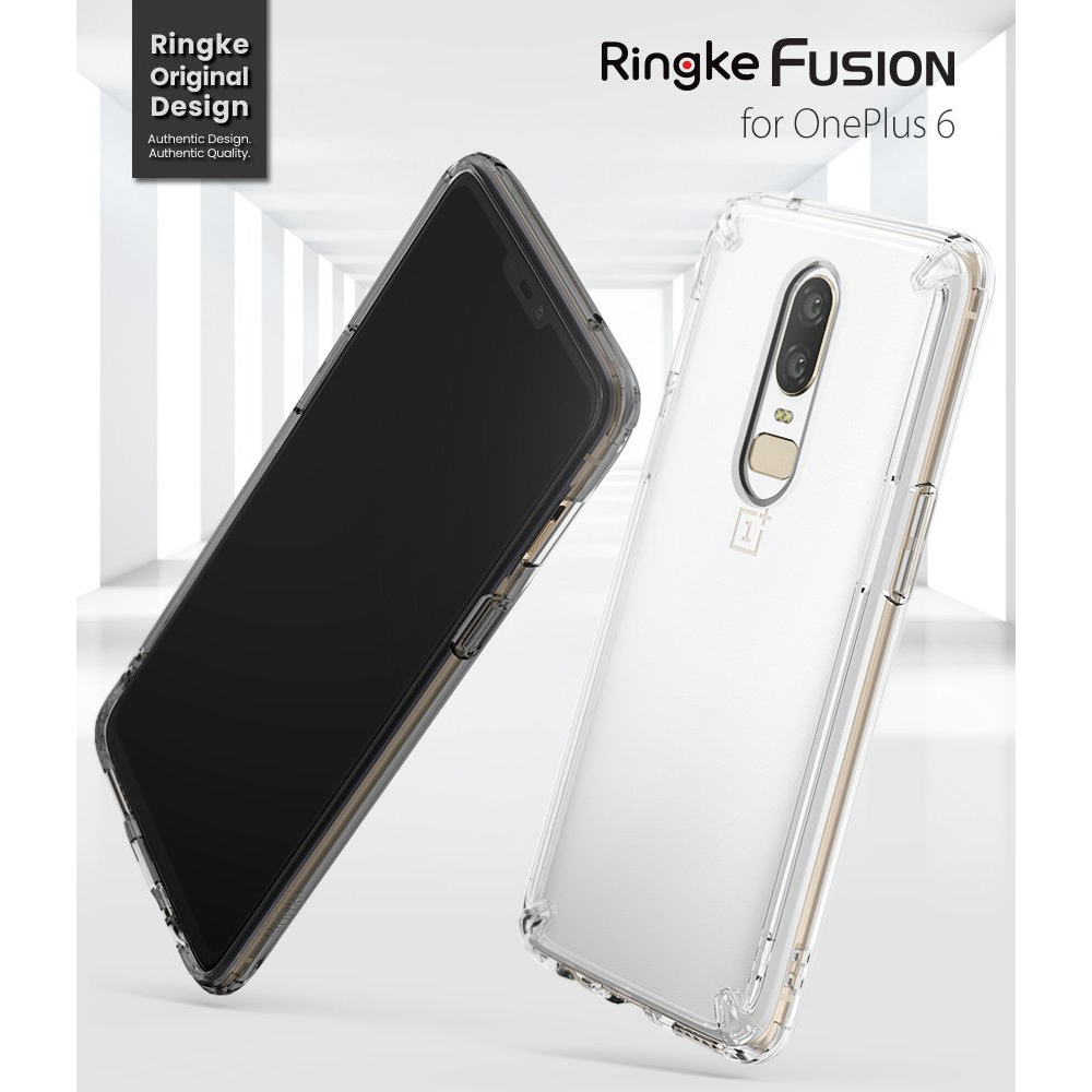 Etui Rearth Ringke Fusion do OnePlus 6